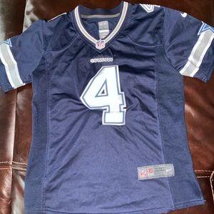Dallas Cowboys Prescott Jersey